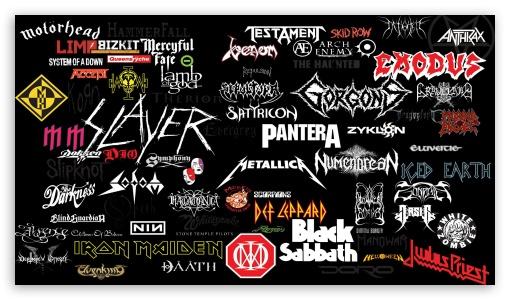 Heavy Metal Bands 2 Ultra Hd Desktop Background Wallpaper For 4k Uhd Tv