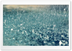 Heavy Rain HD Wide Wallpaper for Widescreen