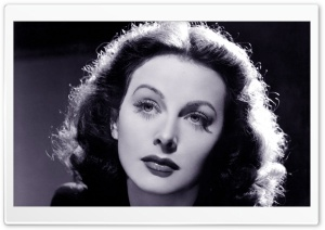 Hedy Lamarr HD Wide Wallpaper for Widescreen