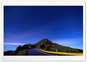 Hehuanshan Mountain in Taiwan HD Wide Wallpaper for 4K UHD Widescreen desktop & smartphone