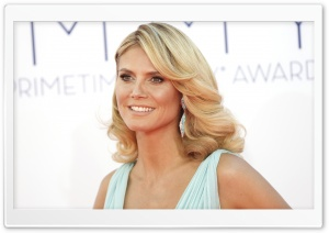 Heidi Klum 2012 HD Wide Wallpaper for Widescreen