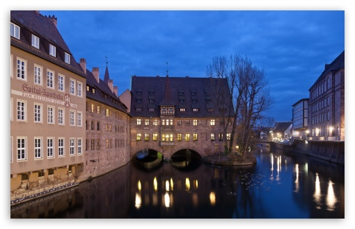 Heilig-Geist-Spital in Nuremberg, Germany HD wallpaper for Wide 16:10 5:3 Widescreen WHXGA WQXGA WUXGA WXGA WGA ; HD 16:9 High Definition WQHD QWXGA 1080p 900p 720p QHD nHD ; UHD 16:9 WQHD QWXGA 1080p 900p 720p QHD nHD ; Standard 4:3 5:4 3:2 Fullscreen UXGA XGA SVGA QSXGA SXGA DVGA HVGA HQVGA devices ( Apple PowerBook G4 iPhone 4 3G 3GS iPod Touch ) ; Tablet 1:1 ; iPad 1/2/Mini ; Mobile 4:3 5:3 3:2 16:9 5:4 - UXGA XGA SVGA WGA DVGA HVGA HQVGA devices ( Apple PowerBook G4 iPhone 4 3G 3GS iPod Touch ) WQHD QWXGA 1080p 900p 720p QHD nHD QSXGA SXGA ;