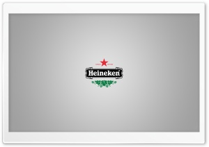 Heineken HD Wide Wallpaper for Widescreen