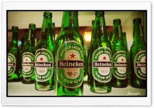 Heineken HD Wide Wallpaper for 4K UHD Widescreen desktop & smartphone