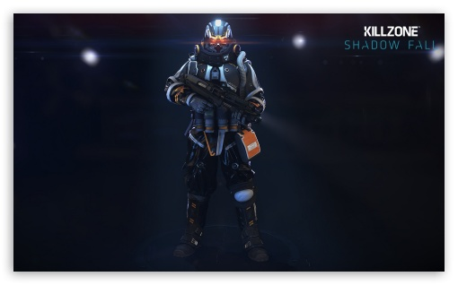 Helghast Infantry - Killzone Shadow Fall Game HD wallpaper for Wide 5:3 Widescreen WGA ; HD 16:9 High Definition WQHD QWXGA 1080p 900p 720p QHD nHD ; Mobile 5:3 16:9 - WGA WQHD QWXGA 1080p 900p 720p QHD nHD ;