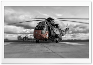 Helicopter RS03 HD Wide Wallpaper for 4K UHD Widescreen desktop & smartphone