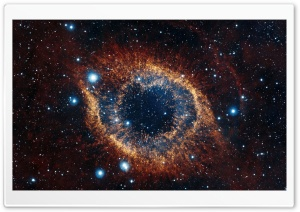 Helix nebula HD Wide Wallpaper for 4K UHD Widescreen desktop & smartphone