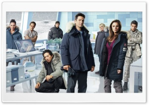 Helix TV Show Cast HD Wide Wallpaper for Widescreen