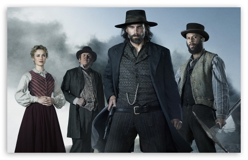 Download Hell on Wheels TV Show Cast HD Wallpaper