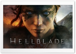 Hellblade HD Wide Wallpaper for Widescreen