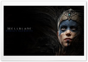 HellBlade Senuas Sacrifice HD Wide Wallpaper for Widescreen