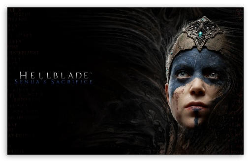 Download HellBlade Senuas Sacrifice UltraHD Wallpaper