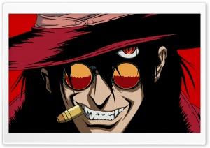 Hellsing Alucard HD Wide Wallpaper for Widescreen
