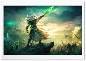 Heroes VI HD Wide Wallpaper for Widescreen