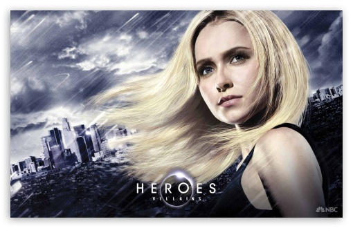 Heroes Villains Claire HD wallpaper for Wide 16:10 5:3 Widescreen WHXGA WQXGA WUXGA WXGA WGA ; HD 16:9 High Definition WQHD QWXGA 1080p 900p 720p QHD nHD ; Standard 3:2 Fullscreen DVGA HVGA HQVGA devices ( Apple PowerBook G4 iPhone 4 3G 3GS iPod Touch ) ; Mobile 5:3 3:2 16:9 - WGA DVGA HVGA HQVGA devices ( Apple PowerBook G4 iPhone 4 3G 3GS iPod Touch ) WQHD QWXGA 1080p 900p 720p QHD nHD ;