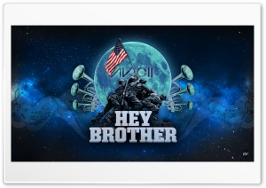 Hey Brother HD Wide Wallpaper for 4K UHD Widescreen desktop & smartphone