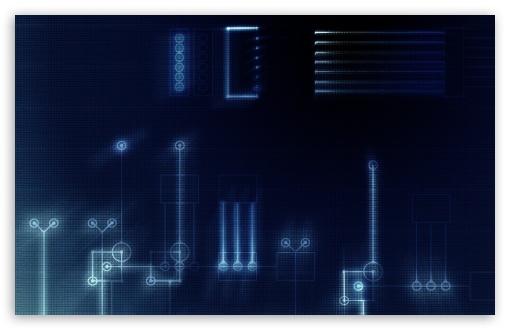 Hi Tech Texture Ultra Hd Desktop Background Wallpaper For 4k