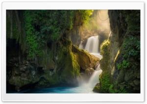 Hidden Waterfalls Ultra HD Wallpaper for 4K UHD Widescreen desktop, tablet & smartphone