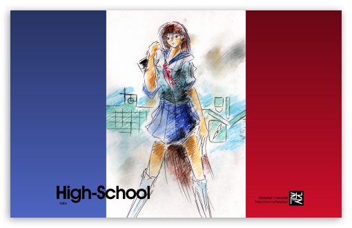 High-School ❤ 4K UHD Wallpaper for Wide 16:10 5:3 Widescreen WHXGA WQXGA WUXGA WXGA WGA ; Standard 4:3 3:2 Fullscreen UXGA XGA SVGA DVGA HVGA HQVGA ( Apple PowerBook G4 iPhone 4 3G 3GS iPod Touch ) ; iPad 1/2/Mini ; Mobile 4:3 5:3 3:2 - UXGA XGA SVGA WGA DVGA HVGA HQVGA ( Apple PowerBook G4 iPhone 4 3G 3GS iPod Touch ) ;