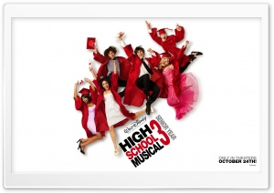 High School Musical HD Wide Wallpaper for Widescreen