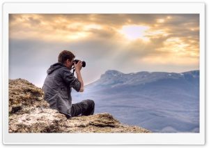 Highlands Photographer HD Wide Wallpaper for Widescreen