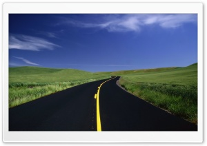 Highway HD Wide Wallpaper for Widescreen