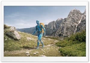 Hike CGI Ultra HD Wallpaper for 4K UHD Widescreen desktop, tablet & smartphone