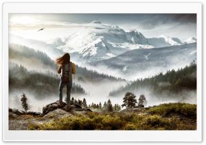 Hiker Ultra HD Wallpaper for 4K UHD Widescreen desktop, tablet & smartphone