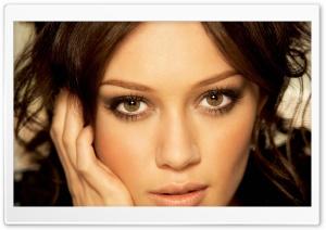 Hilary Duff Portrait Ultra HD Wallpaper for 4K UHD Widescreen desktop, tablet & smartphone