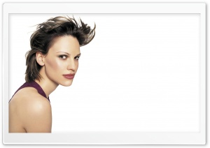 Hilary Swank Ultra HD Wallpaper for 4K UHD Widescreen desktop, tablet & smartphone