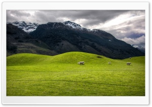 Hills And Mountains HD Wide Wallpaper for Widescreen