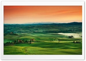 Hills Landscape HD Wide Wallpaper for Widescreen