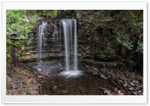 Hilton Falls, Ontario HD Wide Wallpaper for Widescreen