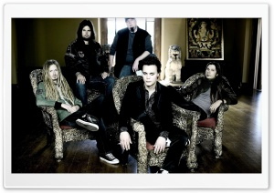 HIM Band HD Wide Wallpaper for Widescreen