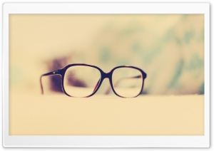 Hipster Glasses HD Wide Wallpaper for Widescreen