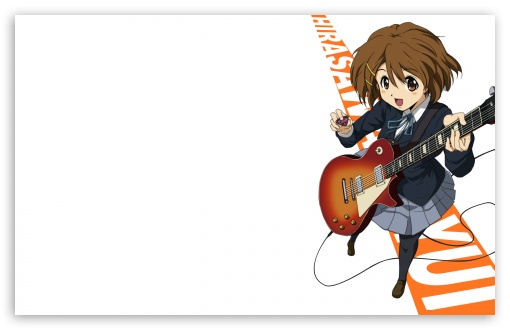 Hirasawa Yui HD wallpaper for Wide 16:10 5:3 Widescreen WHXGA WQXGA WUXGA WXGA WGA ; Standard 4:3 5:4 3:2 Fullscreen UXGA XGA SVGA QSXGA SXGA DVGA HVGA HQVGA devices ( Apple PowerBook G4 iPhone 4 3G 3GS iPod Touch ) ; Tablet 1:1 ; iPad 1/2/Mini ; Mobile 4:3 5:3 3:2 5:4 - UXGA XGA SVGA WGA DVGA HVGA HQVGA devices ( Apple PowerBook G4 iPhone 4 3G 3GS iPod Touch ) QSXGA SXGA ;
