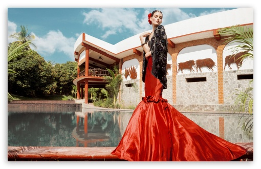 Hispanic Woman Model in Flamenco Red Dress UltraHD Wallpaper for Wide 16:10 5:3 Widescreen WHXGA WQXGA WUXGA WXGA WGA ; 8K UHD TV 16:9 Ultra High Definition 2160p 1440p 1080p 900p 720p ; Standard 4:3 5:4 3:2 Fullscreen UXGA XGA SVGA QSXGA SXGA DVGA HVGA HQVGA ( Apple PowerBook G4 iPhone 4 3G 3GS iPod Touch ) ; Smartphone 16:9 3:2 5:3 2160p 1440p 1080p 900p 720p DVGA HVGA HQVGA ( Apple PowerBook G4 iPhone 4 3G 3GS iPod Touch ) WGA ; Tablet 1:1 ; iPad 1/2/Mini ; Mobile 4:3 5:3 3:2 16:9 5:4 - UXGA XGA SVGA WGA DVGA HVGA HQVGA ( Apple PowerBook G4 iPhone 4 3G 3GS iPod Touch ) 2160p 1440p 1080p 900p 720p QSXGA SXGA ;