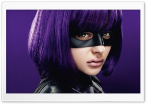 Hit Girl Kick-Ass 2 Movie HD Wide Wallpaper for Widescreen