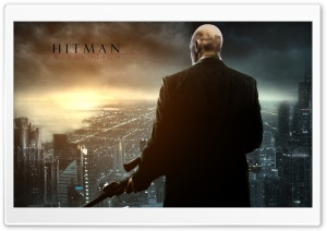 Hitman47 HD Wide Wallpaper for Widescreen