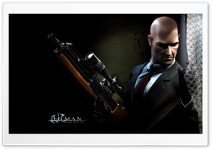 Hitman 1 HD Wide Wallpaper for Widescreen