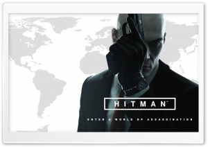 HITMAN 2016 Wallpaper by agent13 HD Wide Wallpaper for Widescreen