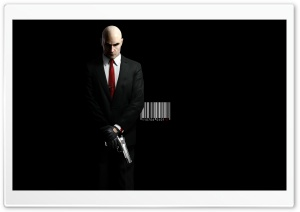 Hitman HD Wide Wallpaper for Widescreen