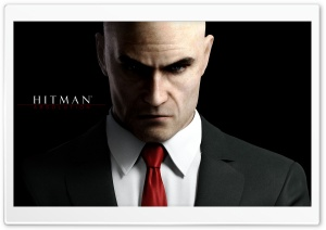 Hitman 5: Absolution HD Wide Wallpaper for Widescreen