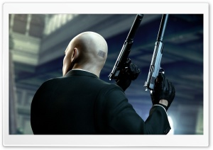 Hitman: Absolution Ultra HD Wallpaper for 4K UHD Widescreen desktop, tablet & smartphone