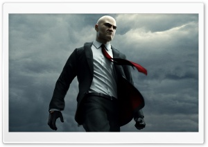 Hitman: Absolution HD Wide Wallpaper for Widescreen