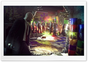 Hitman: Absolution Contracts Mode HD Wide Wallpaper for 4K UHD Widescreen desktop & smartphone