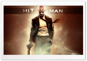Hitman Absolution Game HD Wide Wallpaper for Widescreen