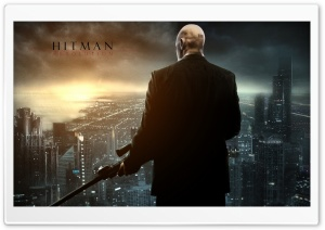 Hitman Absolution Video Game HD Wide Wallpaper for Widescreen