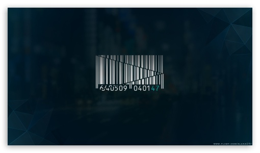 Download HITMAN AGENT 47 BARCODE HD Wallpaper