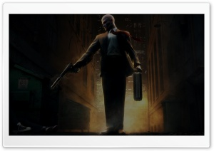 Hitman Blood Money HD Wide Wallpaper for Widescreen